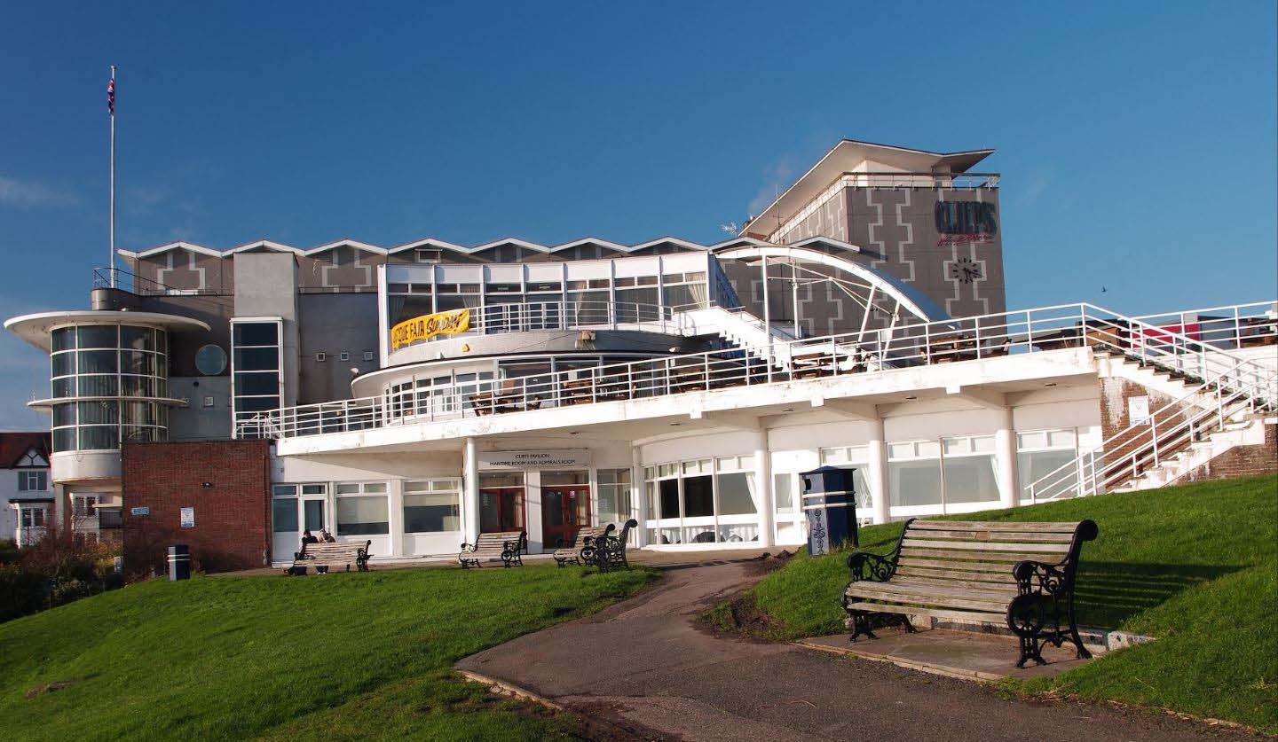 Cliffs Pavilion, Westcliff On Sea 10th February 2019