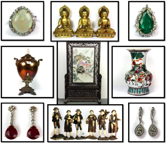 Auction 7th December 2016