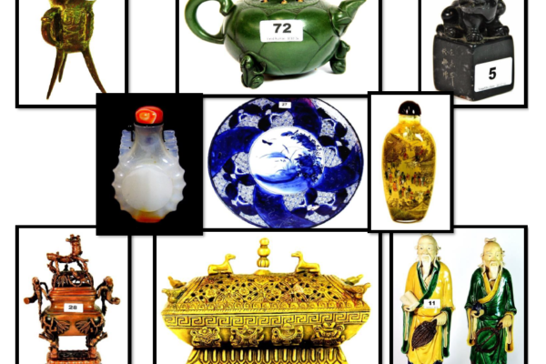 A Specialised Timed Sale Of Chinese And Other Asian Works Of Art And Antiques.