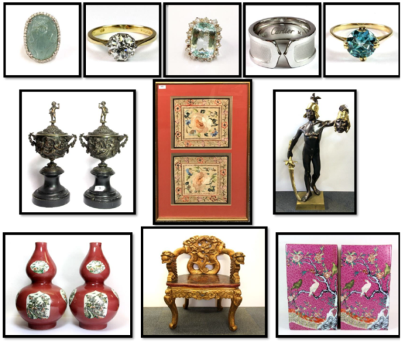 Auction 8th February 2017