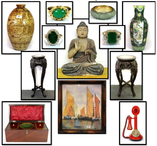 Auction 8th March 2017