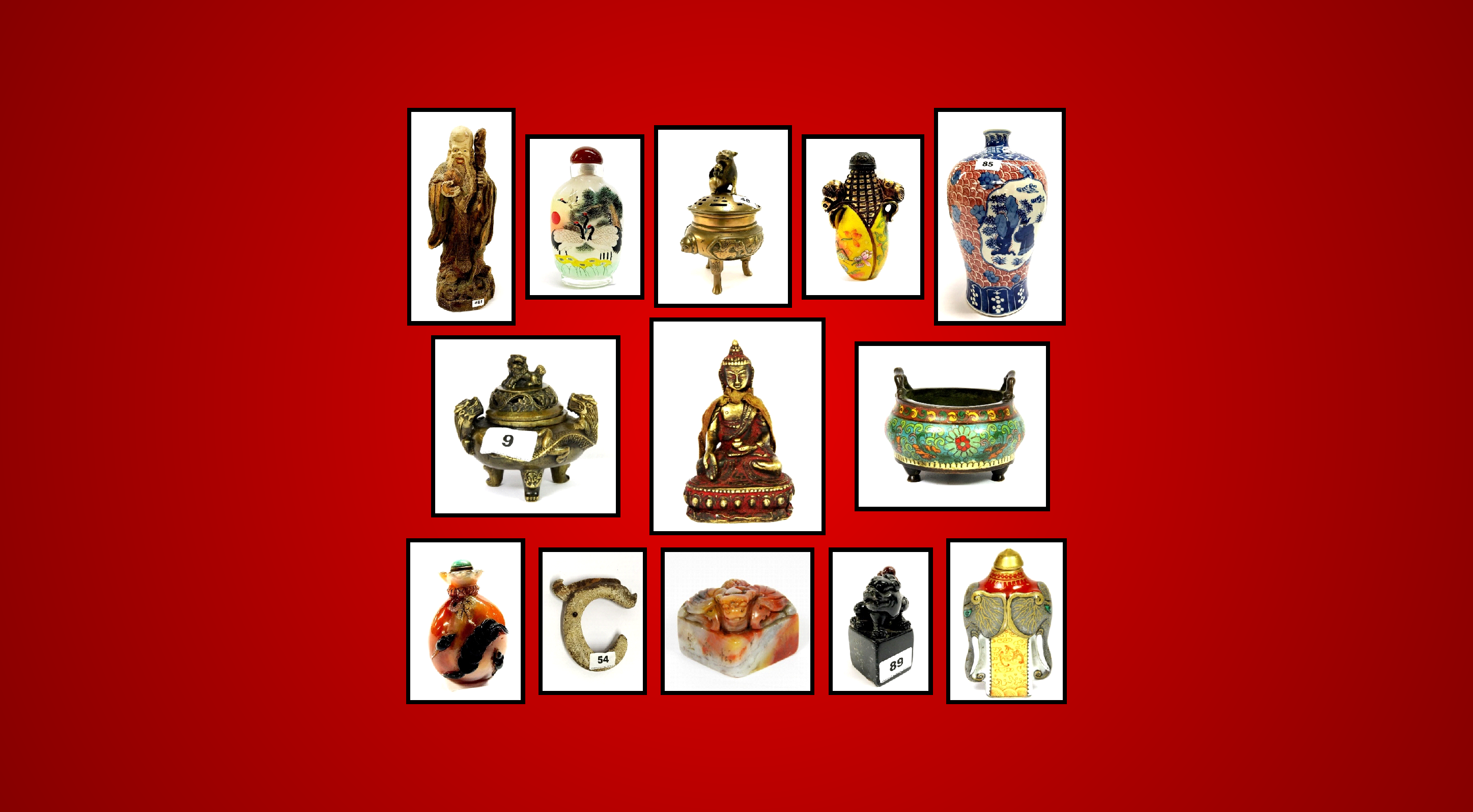An Extraordinary Timed Sale Of Fine Chinese And Other Asian Works Of Art Ending On Sunday 18th June