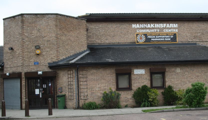 Hallmark Fairs At Billericay Hannakins Farm Community Centre On 25th June 2017