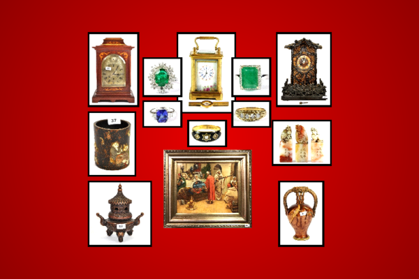 Auction 13th & 14th December 2017